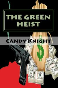 Green Heist Book Cover