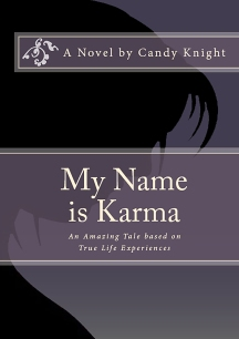 My Name Is Karma book cover