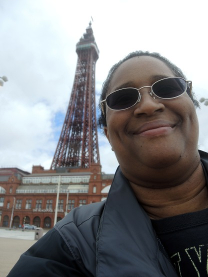 Me @ Blackpool Tower