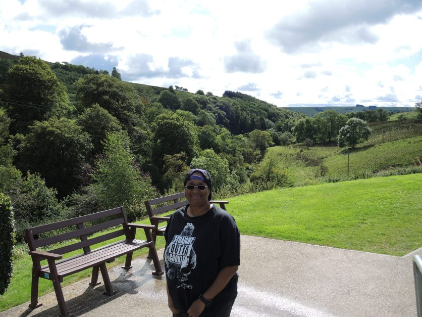 Me at Vindolanda