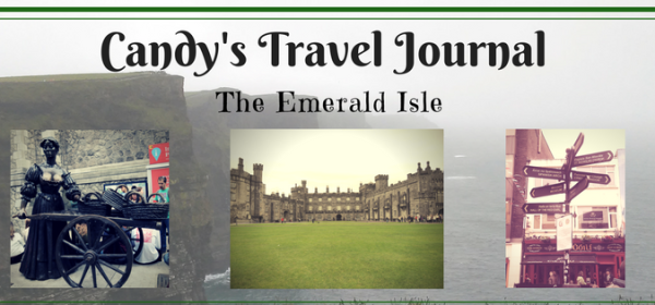 My adventure to The Emerald Isle was a whirlwind of delight