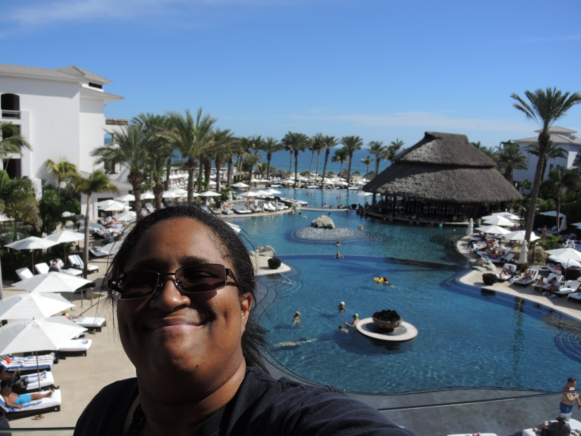 Me at Cabo Azul, San Jose Del Cabo