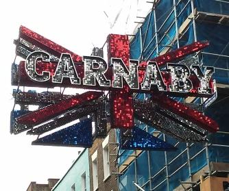 Carnaby Street England