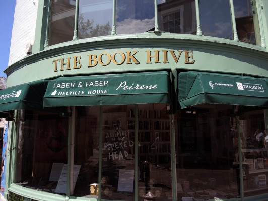 The Book Hive