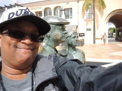 Me in Portgual