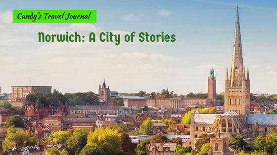 Norwich A City of Stories (feature)