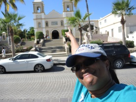 Me in Downtown San Jose Del Cabo