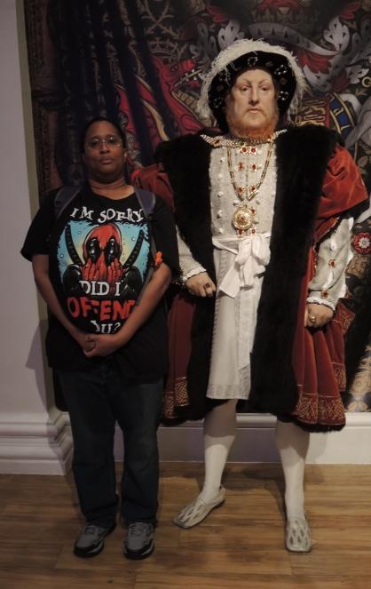 Henry VIII & I share the same birthday