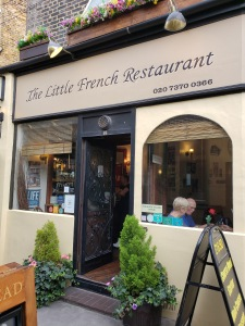 The Little French Restaurant