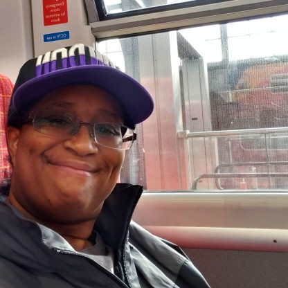 Taking train to Hampton Court Palace