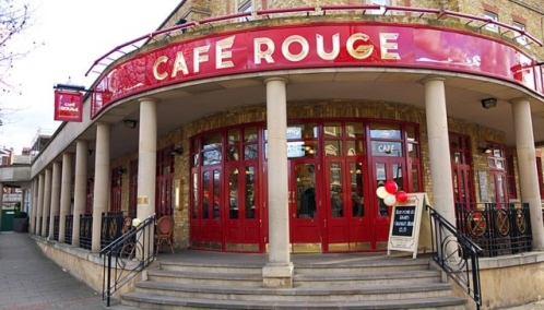 cafe rouge greenwich