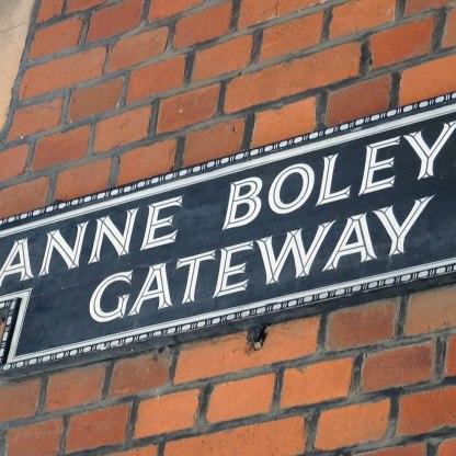 Anne Boleyn's Gateway