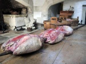 Henry VIII's Kitchen Meat