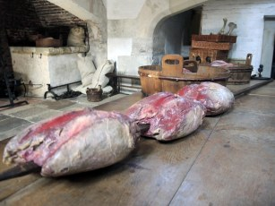 Henry VIII's Kitchen Meat