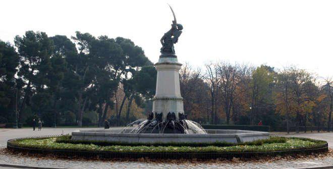 Fallen Angel Madrid