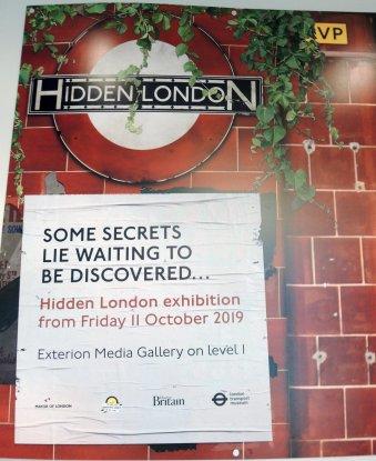 hidden london closed