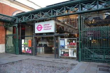 London Transport Museum