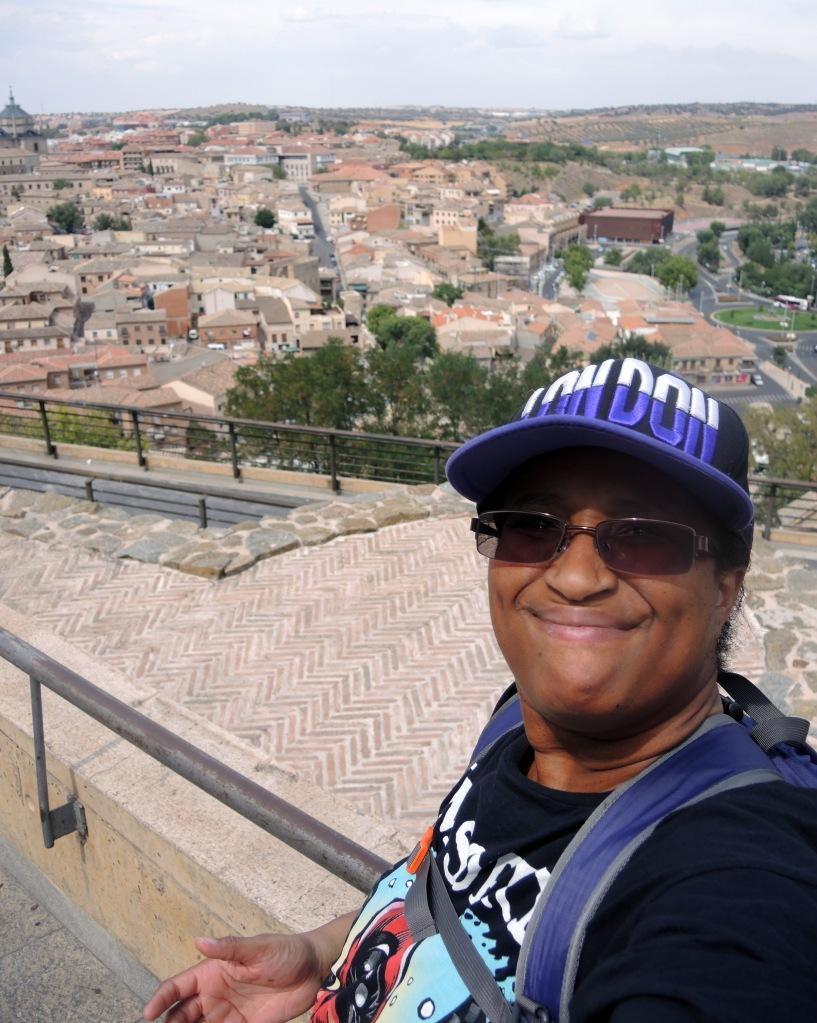Hot in Toledo ... Spain, not Ohio