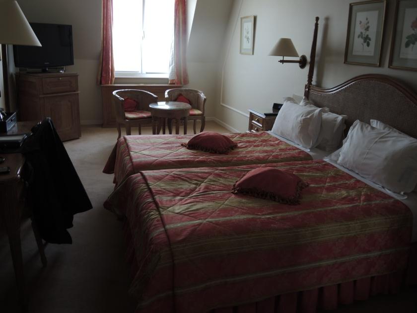 Superior Room - Manos Stéphanie Hôtel