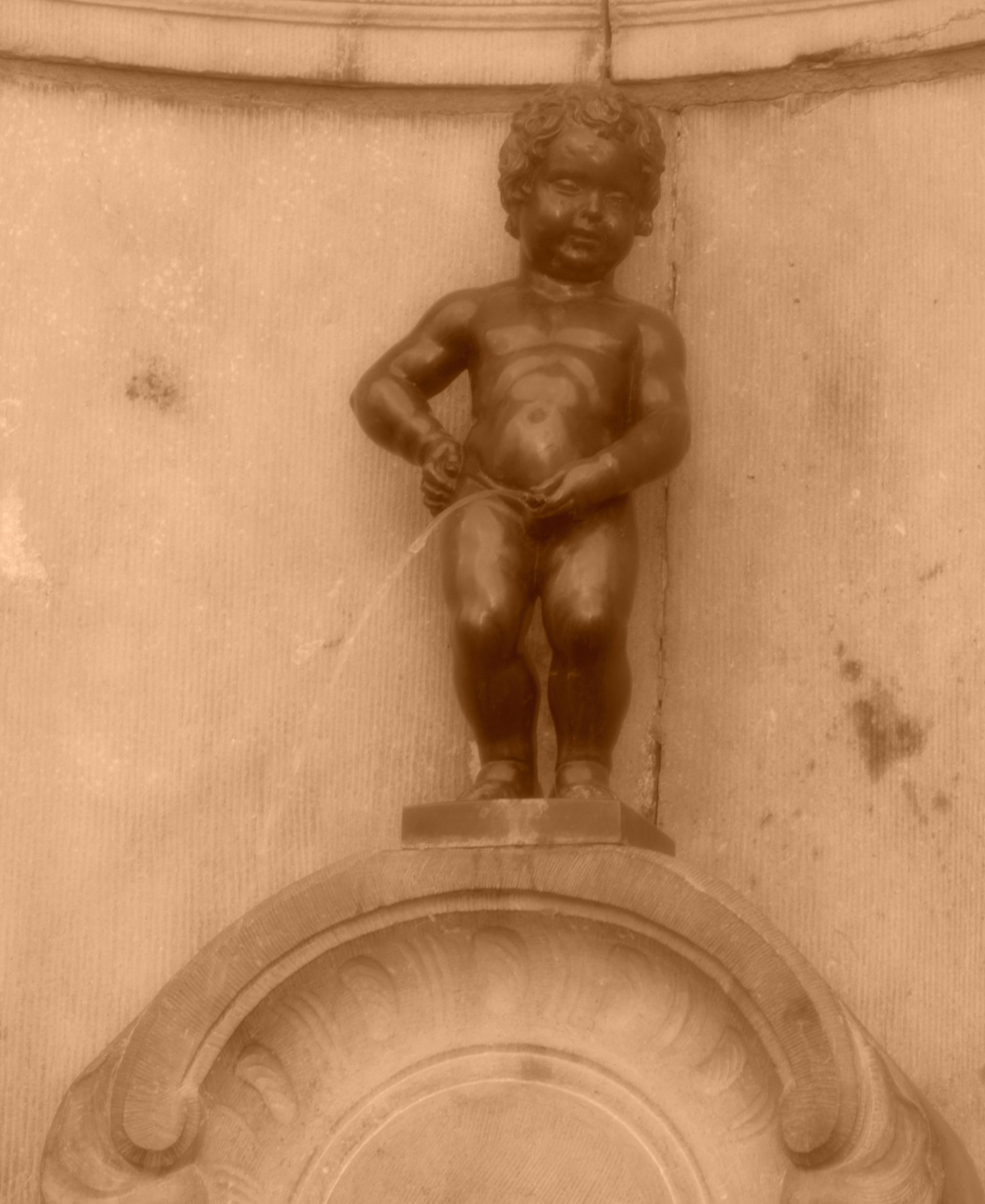 Manneken Pis (Candy Knight's photo)