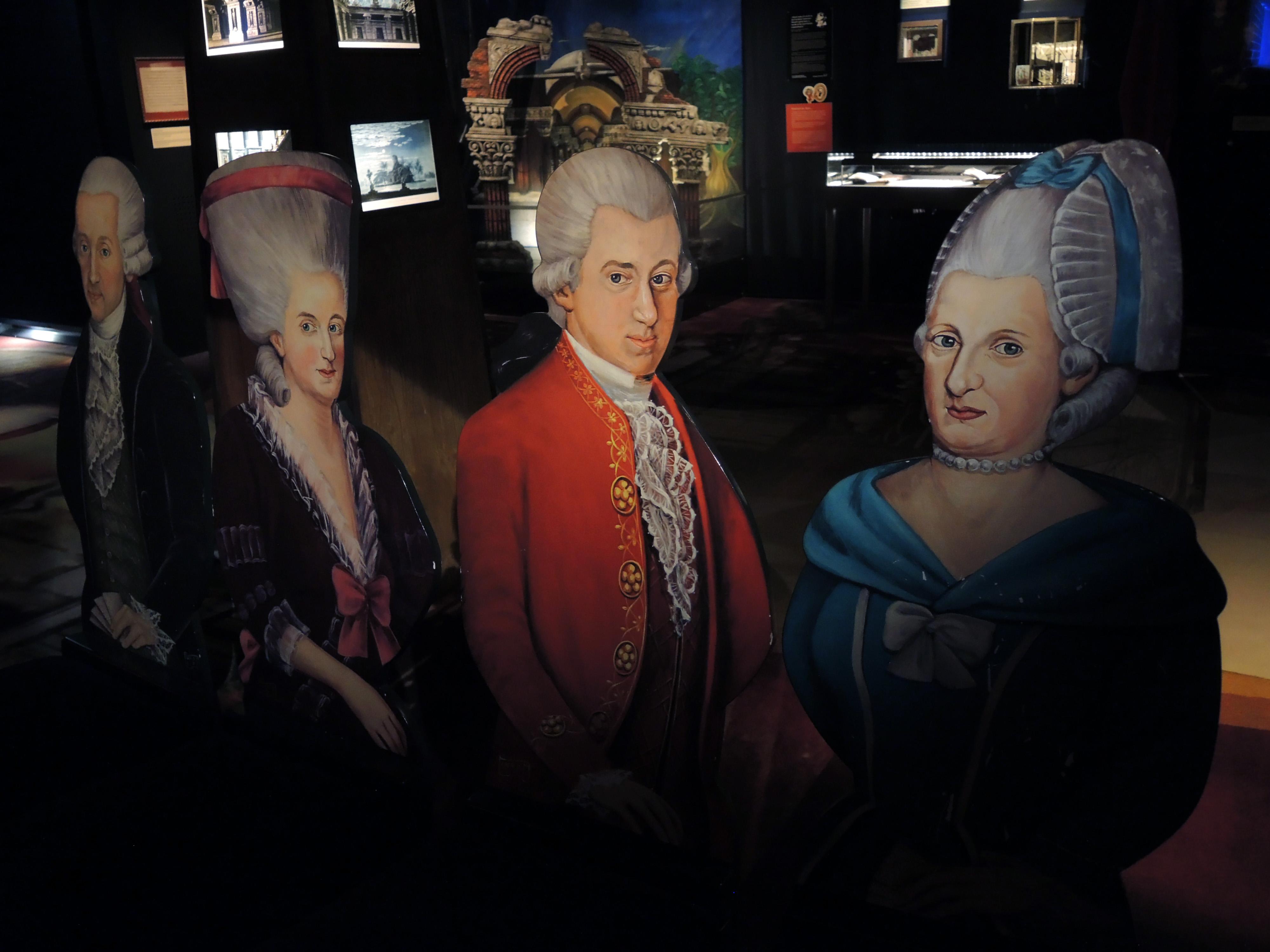 Mozart's Room