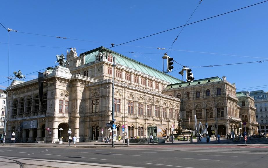 Wiener Staatsoper - The Vienna State Opera House